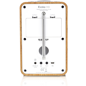 Evoke H3, Oak, EU/UK