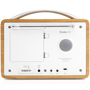 Evoke H4, Oak, EU/UK